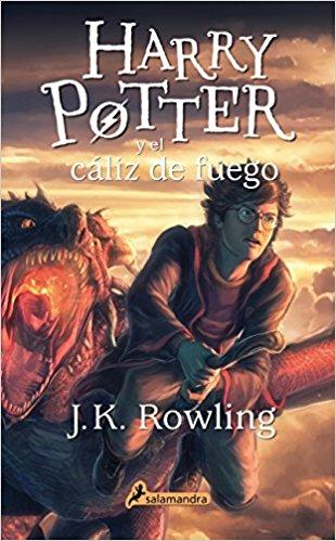 Harry Potter y el caliz de fuego (Harry 04) by J. K. Rowling (Julio 1, 2015) - libros en español - librosinespanol.com