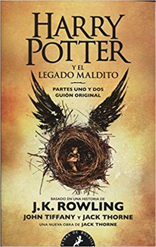 Harry Potter (08 bolsillo) y el legado maldito by J. K. Rowling (Abril 30, 2018)