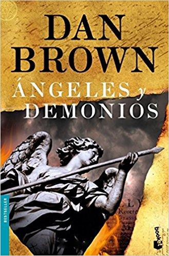Angeles y Demonios (Bestseller (Booket Unnumbered)) by Dan Brown (Mayo 31, 2011) - libros en español - librosinespanol.com