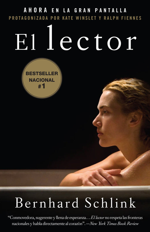 El lector (Movie Tie-in Edition) by Bernhard Schlink (Noviembre 25, 2008) - libros en español - librosinespanol.com