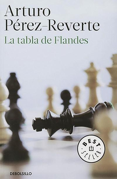 Ficción - Tabla De Flandes (Spanish Edition) By Arturo Perez-Reverte (Octubre 20, 2015)