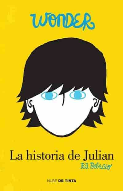 Wonder: La historia de Julián (The Julian Chapter: A Wonder Story) by R. J. Palacio (Noviembre 24, 2015) - libros en español - librosinespanol.com