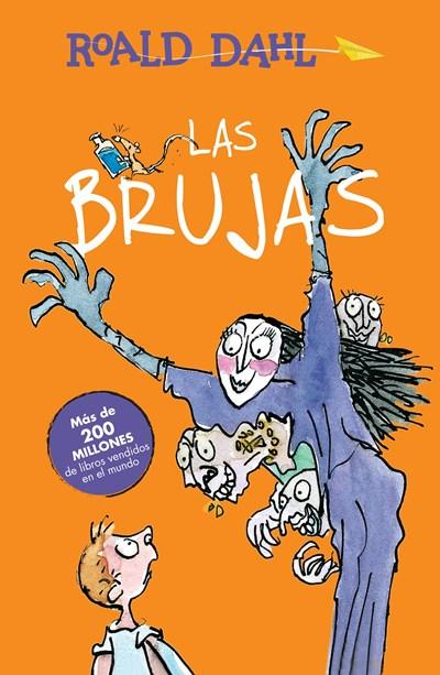 Niños - Las Brujas / The Witches (Roald Dalh Colecction) (Spanish Edition) By Roald Dahl (Enero 26, 2016)