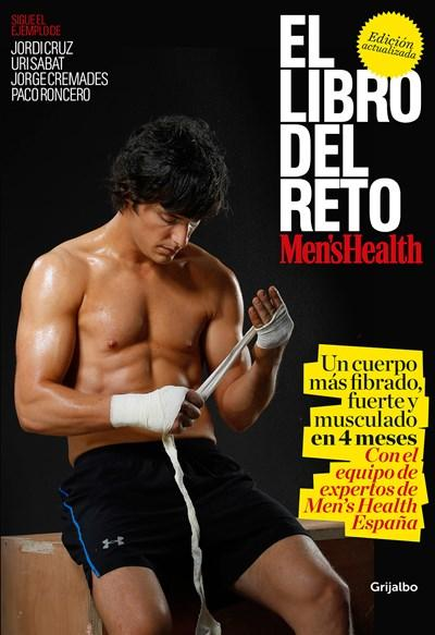 El libro del reto de Men's Health: Un cuerpo más fibrado, fuerte y musculado en 4 meses / The Men's Health Challenge Book: Get a Fitter, Stronger, More Muscular by Men's Health (Marzo 27, 2018) - libros en español - librosinespanol.com
