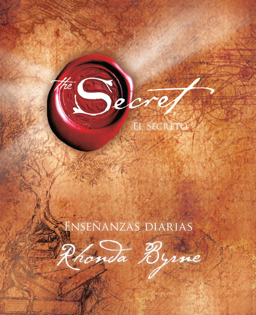 El Secreto Enseñanzas Diarias (Secret Daily Teachings; Spanish Edition) by Rhonda Byrne (Enero 20, 2009) - libros en español - librosinespanol.com