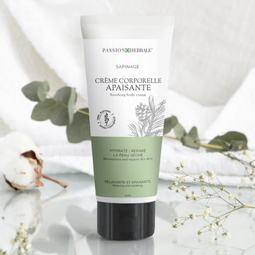 Sapinage body cream | Soothing - Passion Herbale