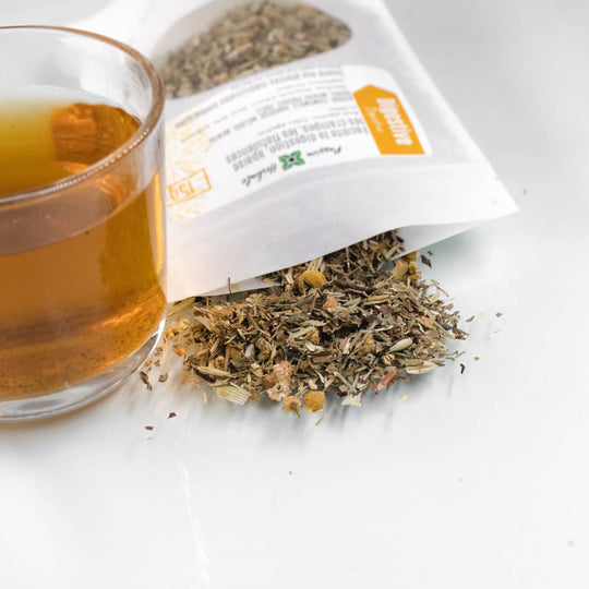 Digestive herbal tea - Herbal Passion