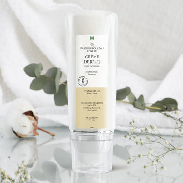 Day cream | Passion Light birch - Passion Herbale