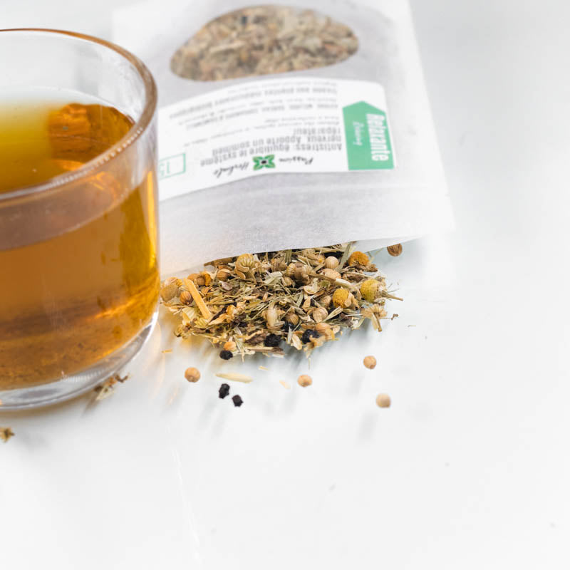 Relaxing Herbal Tea - Passion Herbal - Natural Cosmetics - Quebecers