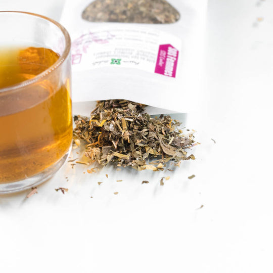 Herbal tea SOS Women | Hormonal disorders - Passion Herbal - Natural Cosmetics - Quebecers