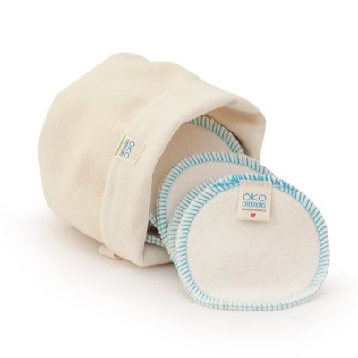 Organic cotton basket - Passion Herbale