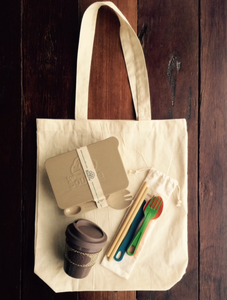 Zero Waste On-The-Go Action Packs