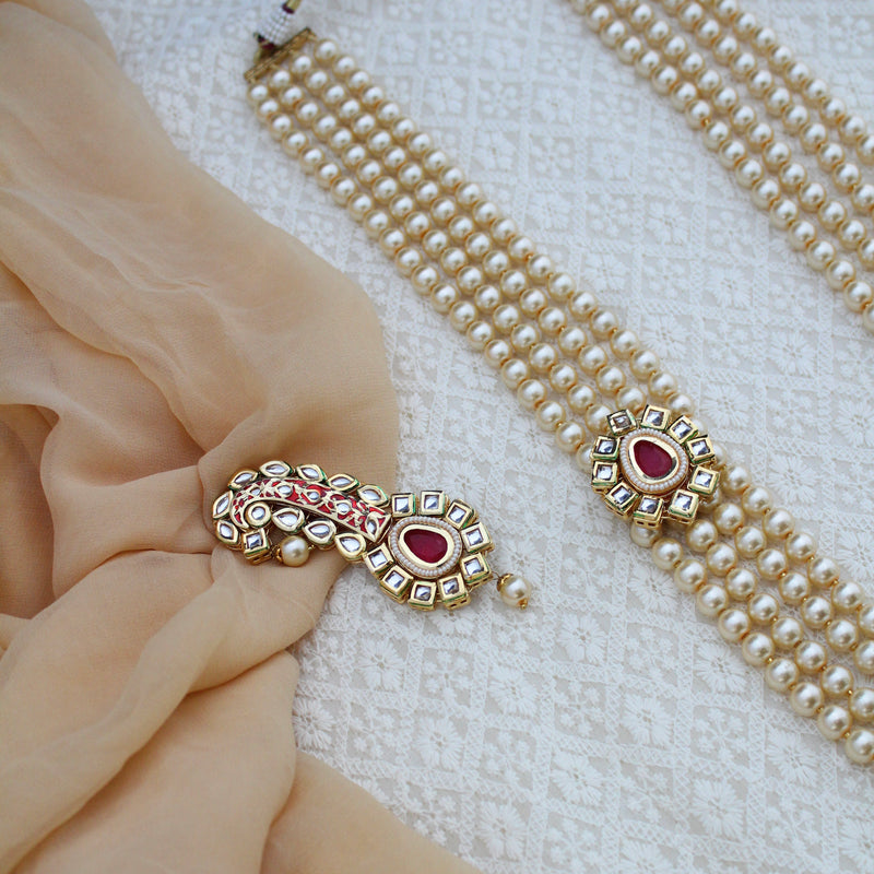 Pink Bangle Set Size 2.8