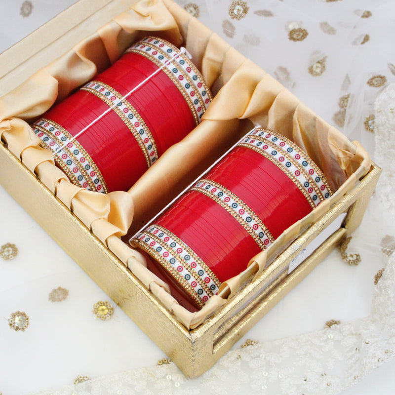 Traditional Chura Set