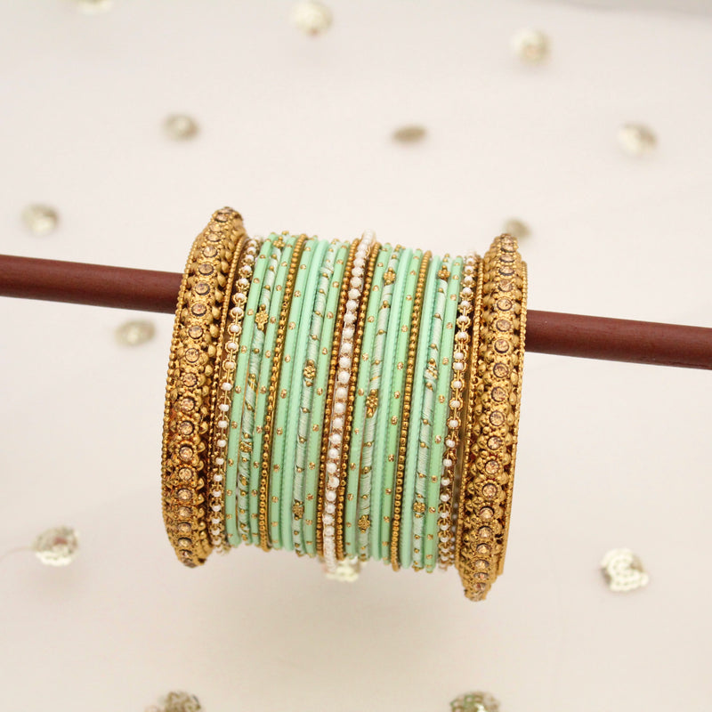 Pista Bangle Set Size 2.10