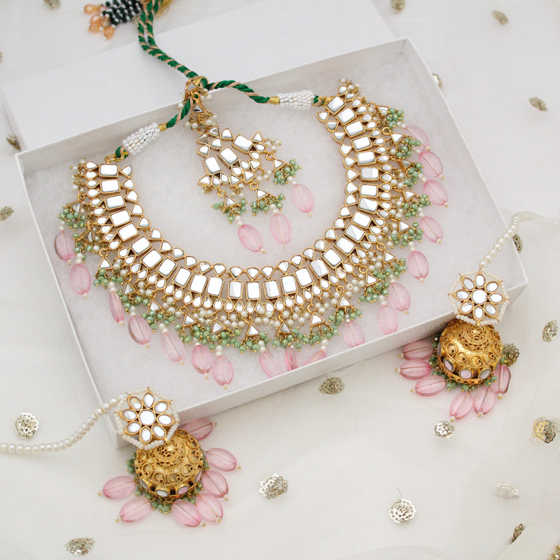 Farzeen Necklace Set