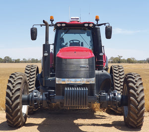 Zetifi Rover on Case IH tractor
