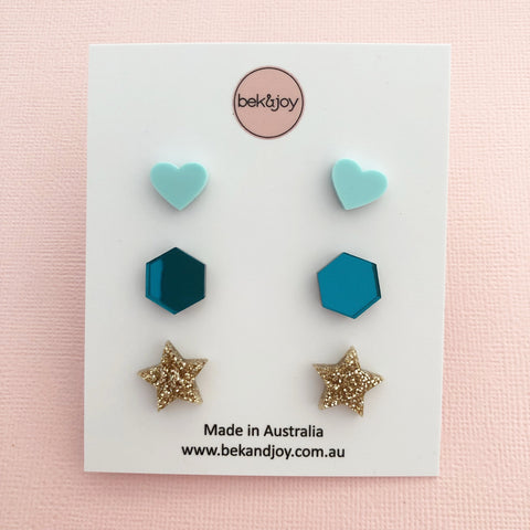 Earring Multi Pack 2