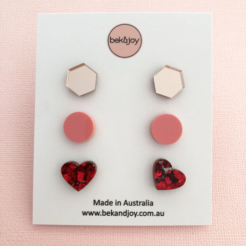 Earring Multi Pack 1
