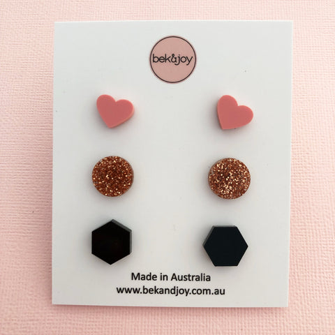 Earring Multi Pack 4