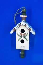 Sanctuary Birdhouse Ornament - HartFelt Keepsakes