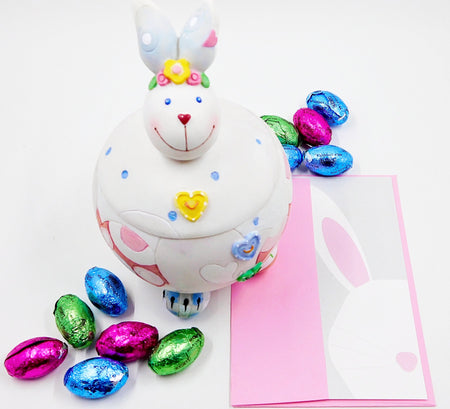 Some Bunny Loves You Keepsake Jar - HartFelt Keepsakes
