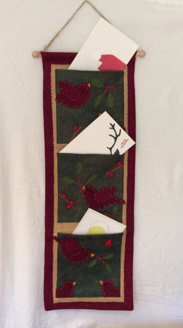 Garden Holly Card Holder - HartFelt Keepsakes
