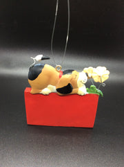 Smell the Roses Puppy Dog - HartFelt Keepsakes