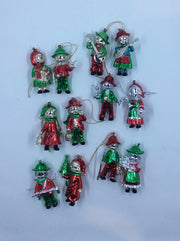 Mini Boys and Girls Ornaments (Set of 12) - HartFelt Keepsakes