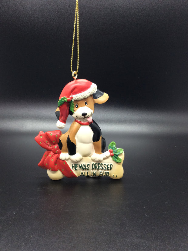 "Cats and Dogs ""He was dressed all in fur"" and ""Christmas Dreams"" - HartFelt Keepsakes"
