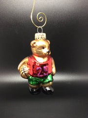 Vintage Sports Bears - HartFelt Keepsakes