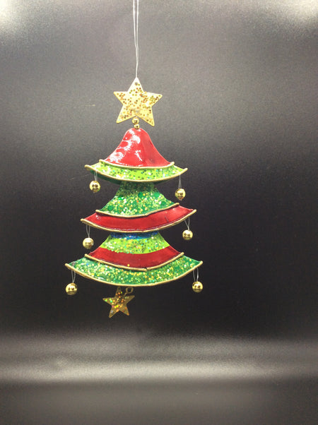 Jingle Star Christmas Tree - HartFelt Keepsakes