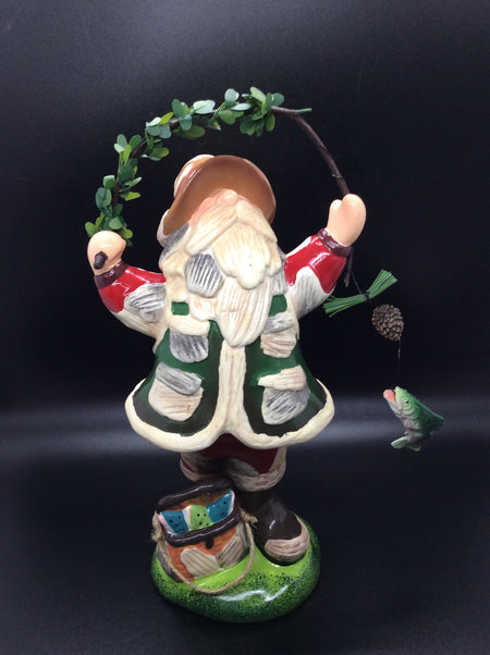 Fisherman Santa - HartFelt Keepsakes