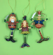 A King, A Mouse and a Fair Maiden (Set of 3) - HartFelt Keepsakes