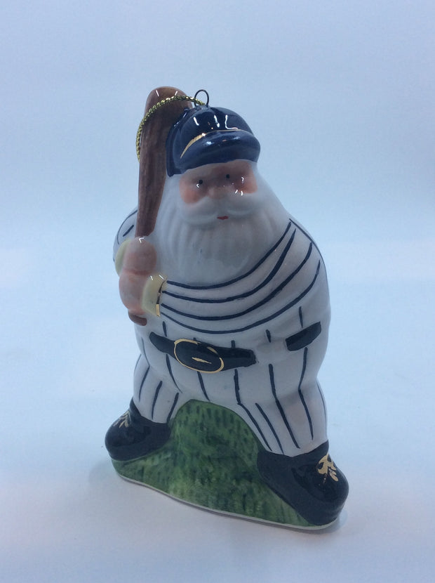 Sports Santa's Play Ball - HartFelt Keepsakes