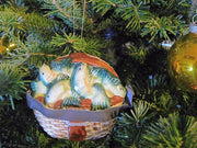 Fisherman Vest & Basket of Fish - HartFelt Keepsakes