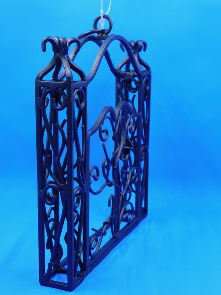 City Gate Iron Ornament - HartFelt Keepsakes