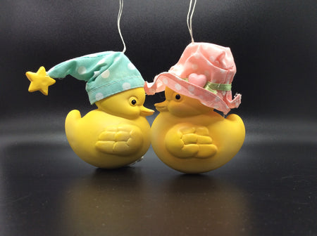 Goodnight Sweet Duckling: Yellow Baby Duck Set