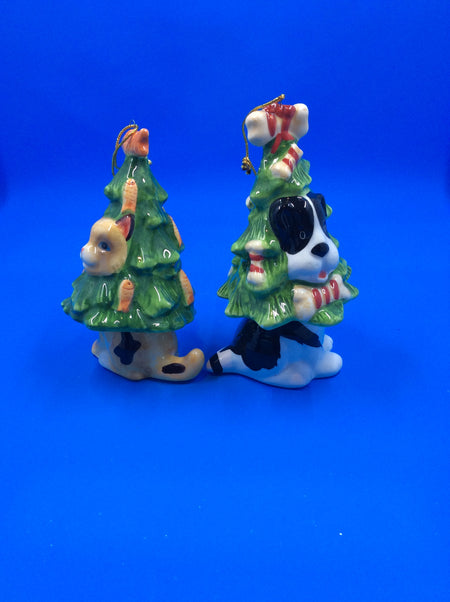 FurEver Friends Bobble Tree, Cat or Dog - HartFelt Keepsakes