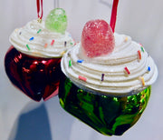 Santa's Candied Jingle Bell - HartFelt Keepsakes