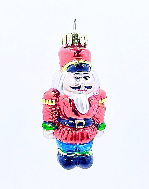Nutcracker Ornament - HartFelt Keepsakes