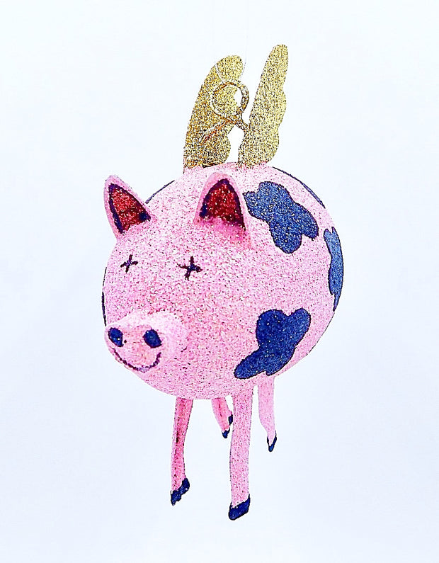 Flying Pink Pig - HartFelt Keepsakes