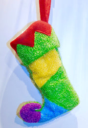 Stocking, Multi-Colored - HartFelt Keepsakes