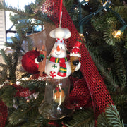 Holiday Baking Bells: Snowman, Santa Claus, Mrs. Claus - HartFelt Keepsakes