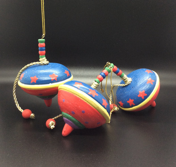 Colorful Spinning Top - HartFelt Keepsakes