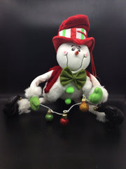 Happy Bendy Snowman ...get him now, BE HaPpY