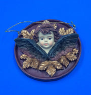 Cherub Ceramic Ornament - HartFelt Keepsakes