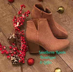 Perfect Ankle Bootie