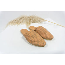 Girls Woven Leather Sandals- for Ages 5-13yrs