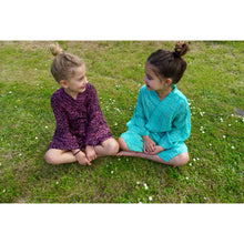 Girls Kimono - Sizes 2-9 years, Green Tea